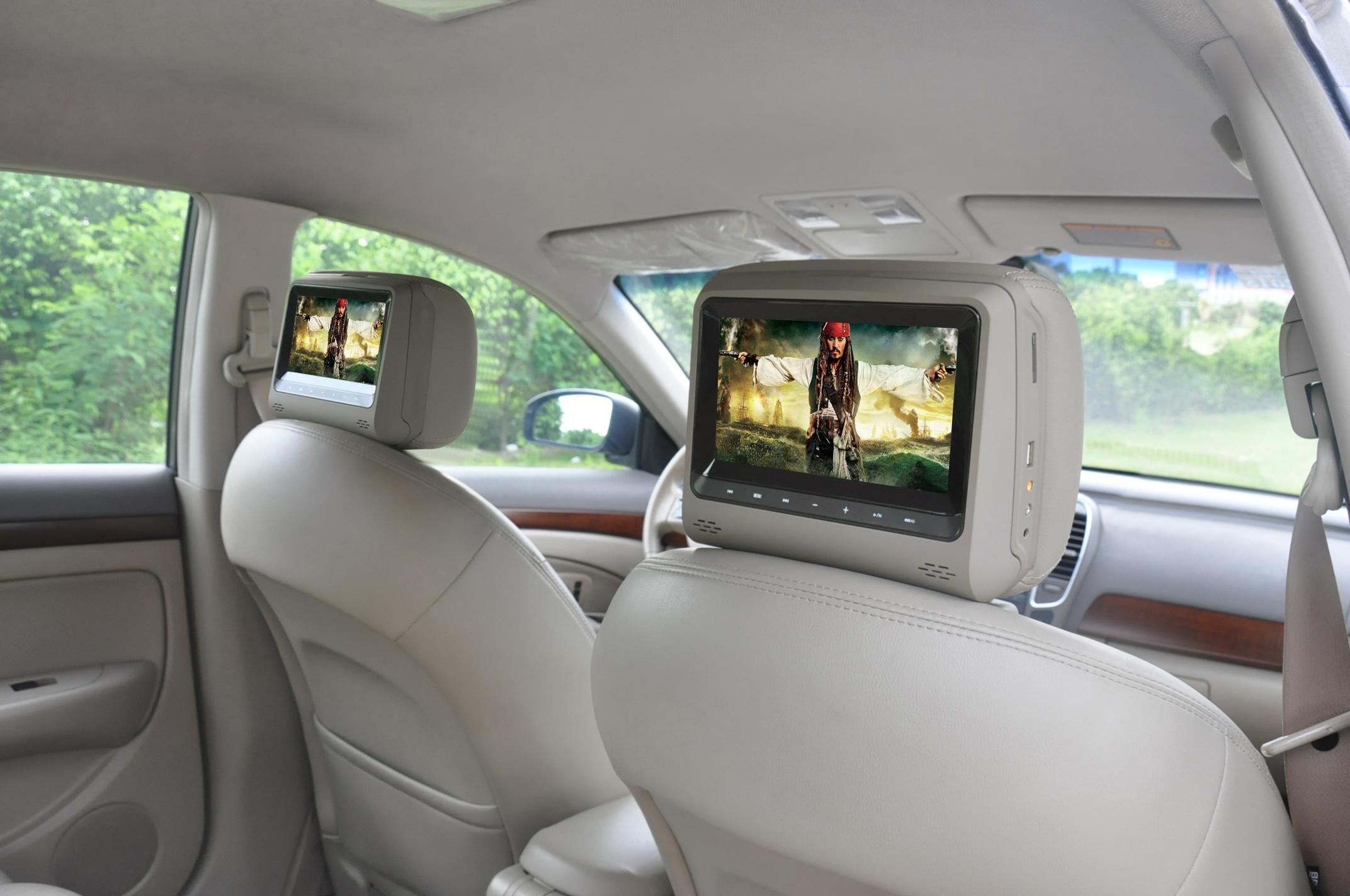 汽车显示器及车载dvd实现数字移动电视的改装
