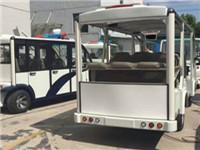 小尺寸车载显示器安装至游览观光车