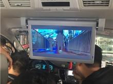 无包围车载电动显示器荣装江淮商务车