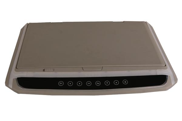12.1寸高清超薄显示器,FM音频发射功能
