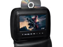 VT-DH708 7寸吸入式小头枕包DVD